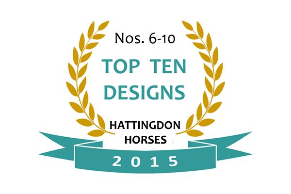Top Ten Hattingdon Designs 2015.