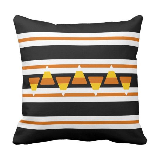 Candie Hattingdon design inspired square pillow. © Vivian Grant Farrell.