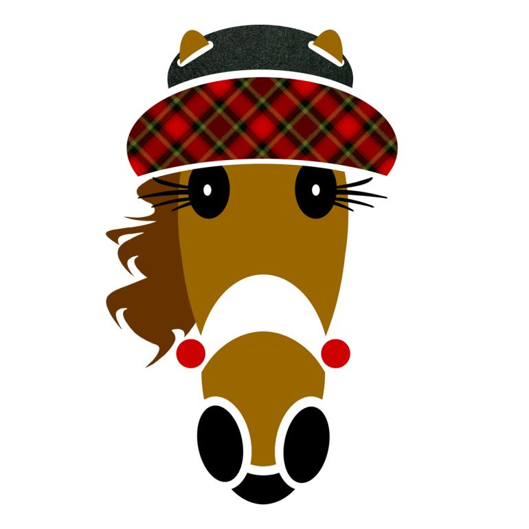 Blair hat design. Created by ©Vivian Grant Farrell for Hattingdon®.