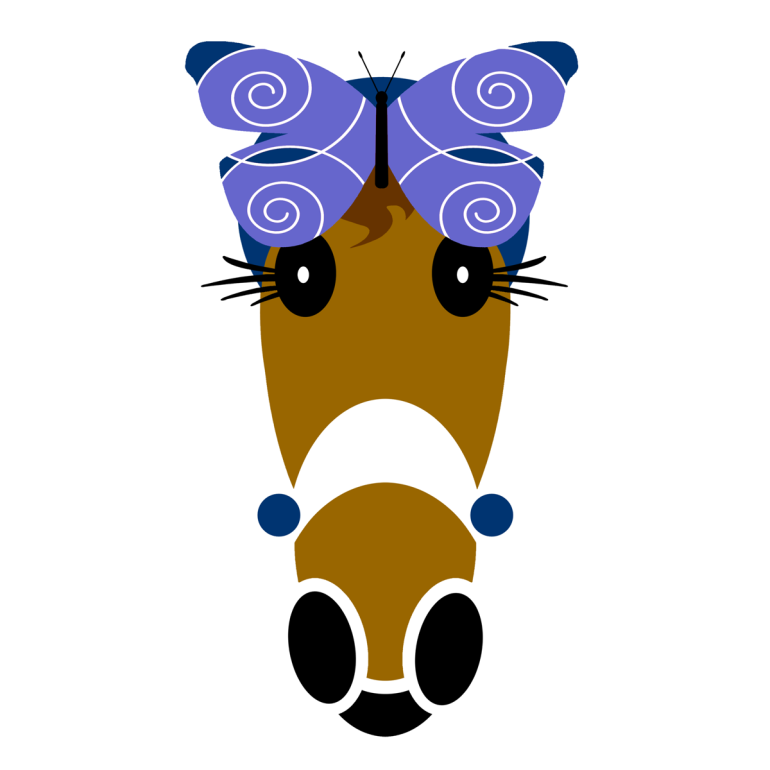Hattingdon® Butterfly Turban created by ©Vivian Grant Farrell.